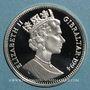 Münzen Gibraltar. Elisabeth II (1952- ). 14 écu 1994. (PTL 925/1000. 10 g)