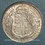 Münzen Grande Bretagne. Georges V (1910-1936). 1/2 couronne 1912