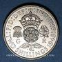 Münzen Grande Bretagne. Georges VI (1936-1952). 1 florin (= 2shillings) 1945
