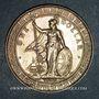 Münzen Grande Bretagne. Victoria (1837-1904). 1 dollar de commerce 1898 (B)