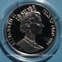 Münzen Ile de Man. Elisabeth II (1952- ). 15 écu 1994 (PTL 925/1000. 10 g)