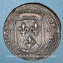 Münzen Italie. Casale assiégée par les espagnols. 20 florins 1630. Bronze. R ! R !