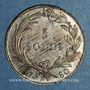 Münzen Italie. Lombardie-Vénétie. Marie-Thérèse (1778-1780). 5 soldi 1780. Milan