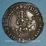 Münzen Italie. Royaume de Naples. Charles II d'Anjou (1285-1309). Carlin ou gigliato. Naples, 1303-1309