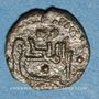 Münzen Italie. Sicile. Les Normands. Guillaume II (1166-1189). Fraction de dirham. Palerme