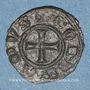 Münzen Italie. Sicile. Les Suèves. Conrad I (1250-1254). Denier. Brindisi