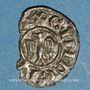 Münzen Italie. Sicile. Les Suèves. Henri VI (1194-97) et Constance. Demi-denier