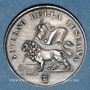 Münzen Italie. Toscane. Gouvernement provisoire (1859-1860). 1 fiorino 1859. Florence