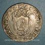Münzen Italie. Venise. Francesco Erizzo (1631-1646). 1/2 scudo à la croix (70 soldi)