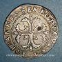 Münzen Italie. Venise. Giovanni Bembo (1615-1618). 1/4 scudo à la croix (35 soldi)