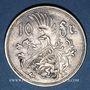 Münzen Luxembourg. Charlotte (1919-1964). 10 francs 1929