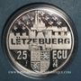 Münzen Luxembourg. Jean (1964 - 2000). 25 écu 1996. (PTL 925/1000. 22,85 g)