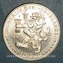 Münzen Pays Bas. Béatrice (1980-2013). 10 écus 1990. Cinquantenaire de la Libération