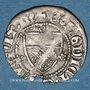 Münzen Pays Bas. Kampen. Imitation du 1/4 de denier de Metz XVe siècle. Inédit !