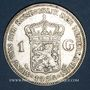 Münzen Pays Bas. Wilhelmine (1890-1948). 1 gulden 1924