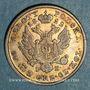 Münzen Pologne. Alexandre I de Russie (1815-1825). 1 zloty 1822 IB