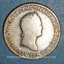 Münzen Pologne. Alexandre I de Russie (1815-1825). 1 zloty 1830 FH