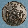 Münzen Roumanie. Charles I, prince (1866-1881). 1 banu 1867 H