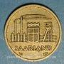 Münzen Sarre. Département français (1945-1957). 10 franken 1954