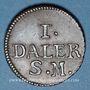 Münzen Suède. Charles XII (1697-1718). 1 daler 1716