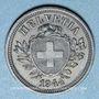 Münzen Suisse. Confédération. 1 rappen 1944B