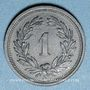 Münzen Suisse. Confédération. 1 rappen 1946B