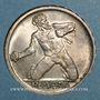 Münzen Suisse. Confédération. 5 francs 1944. Saint Jacob