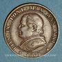 Münzen Vatican. Pie IX (1846-1878). 1 soldo 1867 R, an XXI. Rome