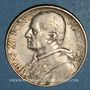 Münzen Vatican. Pie XI (1922-1939). 10 lires 1932, an XI