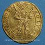 Münzen Franche-Comté. Besançon. Ducat 1643/2. R ! R !