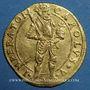 Münzen Franche-Comté. Besançon. Ducat 1644/3. R ! R !