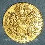 Münzen Strasbourg. Ducat. 17e siècle.
