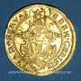 Münzen Strasbourg. Florin frappé après 1529