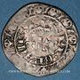 Münzen Charles V (1364-1380). Blanc au K (20 avril 1365)