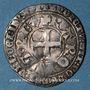 Münzen Charles V (1364-1380). Gros tournois, 2e émission