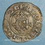 Münzen Charles VI (1380-1422). Monnayage du dauphin Charles. Florette, 2e émission (1419). Bourges