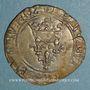 Münzen Charles VI (1380-1422). Monnayage du dauphin Charles. Florette, 6e émission (sept. 1419). Poitiers