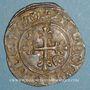 Münzen Charles VI (1380-1422). Monnayage du dauphin Charles. Florette, 6e émission (septembre 1419). Tours