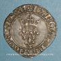 Münzen Charles VI (1380-1422). Monnayage du dauphin Charles. Florette, 8e émission (1420). Crémieu