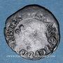 Münzen François I (1515-1547). Double tournois à la croisette. M = Toulouse