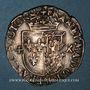 Münzen François II (1559-1560). Teston 1560. Frappé en Ecosse