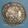 Münzen Henri III (1574-1589). Monnayage au nom de Charles IX. Double sol parisis illégal. 1574 N et point 4