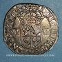 Münzen Henri IV (1589-1610). 1/4 d'écu du Dauphiné 1603 Z. Grenoble