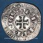 Münzen Jean II le Bon (1350-1364). Blanc au châtel tréflé, 1ère émission