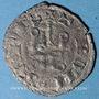 Münzen Jean II le Bon (1350-1364). Denier tournois, 2e type, 1ère émission