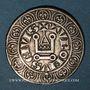 Münzen Louis IX (1226-1270). Gros tournois à l'étoile