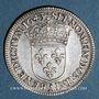 Münzen Louis XIII (1610-1643). 15 sols, 2e poinçon de Warin 1643 A