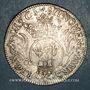 Münzen Louis XIV (1643-1715). 1/2 écu aux palmes (16)93. Réformation