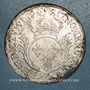 Münzen Louis XIV (1643-1715). 1/2 écu aux palmes 1694A. Réformation