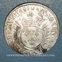 Münzen Louis XIV (1643-1715). 1/2 écu aux palmes 1695. Réformation